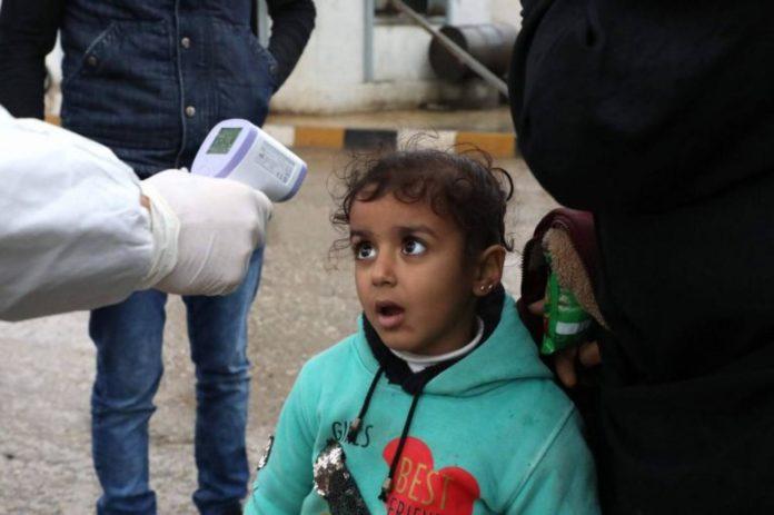 Mülteciler hastaneye kabul edilmedi